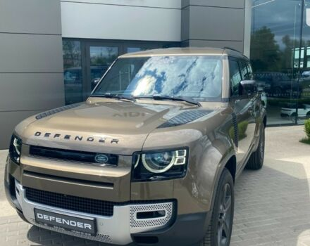 купить новое авто Ленд Ровер Дефендер 2021 года от официального дилера Jaguar Land Rover Київ Захід Ленд Ровер фото
