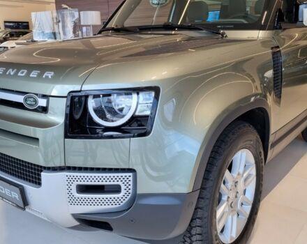 купити нове авто Ленд Ровер Дефендер 2021 року від офіційного дилера JAGUAR LAND ROVER КИЇВ АЕРОПОРТ Ленд Ровер фото