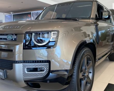 купить новое авто Ленд Ровер Дефендер 2021 года от официального дилера JAGUAR LAND ROVER КИЇВ АЕРОПОРТ Ленд Ровер фото