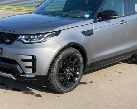купити нове авто Ленд Ровер Discovery 2020 року від офіційного дилера JAGUAR LAND ROVER КИЇВ АЕРОПОРТ Ленд Ровер фото