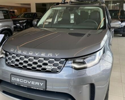 купить новое авто Ленд Ровер Дискавери 2021 года от официального дилера Jaguar Land Rover Київ Захід Ленд Ровер фото