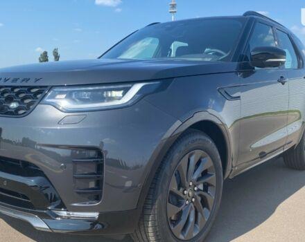 купити нове авто Ленд Ровер Discovery 2021 року від офіційного дилера JAGUAR LAND ROVER КИЇВ АЕРОПОРТ Ленд Ровер фото
