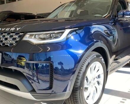 купить новое авто Ленд Ровер Дискавери 2021 года от официального дилера JAGUAR LAND ROVER КИЇВ АЕРОПОРТ Ленд Ровер фото