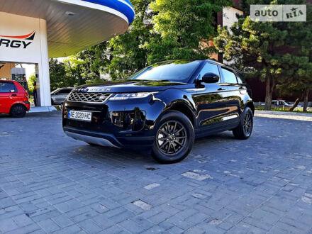 Чорний Ленд Ровер Рендж Ровер Евок, об'ємом двигуна 2 л та пробігом 2 тис. км за 49777 $, фото 1 на Automoto.ua