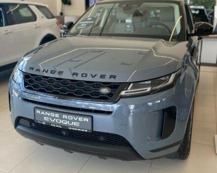 купить новое авто Ленд Ровер Рендж Ровер Эвок 2020 года от официального дилера Jaguar Land Rover Київ Захід Ленд Ровер фото