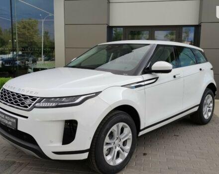 купити нове авто Ленд Ровер Рендж Ровер Евок 2021 року від офіційного дилера Jaguar Land Rover Київ Захід Ленд Ровер фото