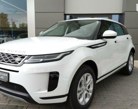 купить новое авто Ленд Ровер Рендж Ровер Эвок 2021 года от официального дилера Jaguar Land Rover Київ Захід Ленд Ровер фото