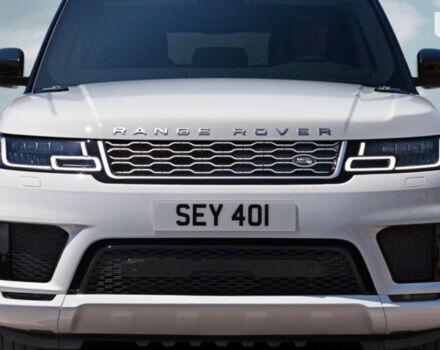 купити нове авто Ленд Ровер Range Rover Sport 2020 року від офіційного дилера JAGUAR LAND ROVER КИЇВ АЕРОПОРТ Ленд Ровер фото