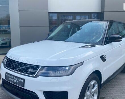 купить новое авто Ленд Ровер Рендж Ровер Спорт 2020 года от официального дилера Jaguar Land Rover Київ Захід Ленд Ровер фото