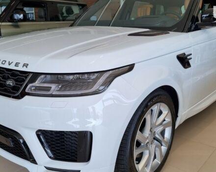купити нове авто Ленд Ровер Range Rover Sport 2021 року від офіційного дилера JAGUAR LAND ROVER КИЇВ АЕРОПОРТ Ленд Ровер фото