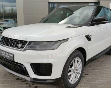 купить новое авто Ленд Ровер Рендж Ровер Спорт 2021 года от официального дилера Jaguar Land Rover Київ Захід Ленд Ровер фото