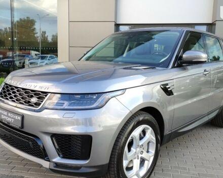 купити нове авто Ленд Ровер Range Rover Sport 2021 року від офіційного дилера Jaguar Land Rover Київ Захід Ленд Ровер фото