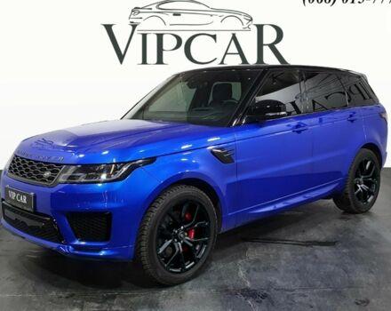купити нове авто Ленд Ровер Range Rover Sport 2021 року від офіційного дилера VIPCAR Ленд Ровер фото