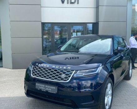 купить новое авто Ленд Ровер Рендж Ровер Велар 2021 года от официального дилера Jaguar Land Rover Київ Захід Ленд Ровер фото