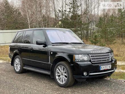 Чорний Ленд Ровер Range Rover, об'ємом двигуна 5 л та пробігом 140 тис. км за 23900 $, фото 1 на Automoto.ua