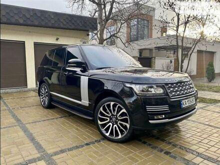Чорний Ленд Ровер Range Rover, об'ємом двигуна 4.4 л та пробігом 149 тис. км за 59000 $, фото 1 на Automoto.ua