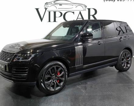 купити нове авто Ленд Ровер Range Rover 2021 року від офіційного дилера VIPCAR Ленд Ровер фото