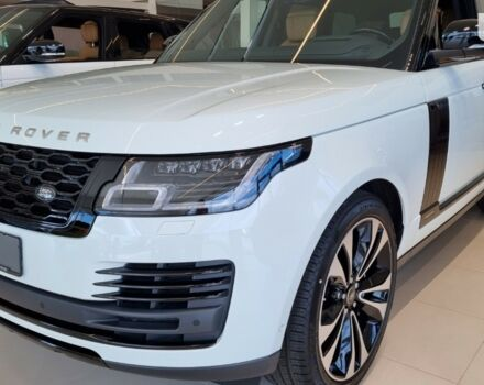 купити нове авто Ленд Ровер Range Rover 2021 року від офіційного дилера JAGUAR LAND ROVER КИЇВ АЕРОПОРТ Ленд Ровер фото