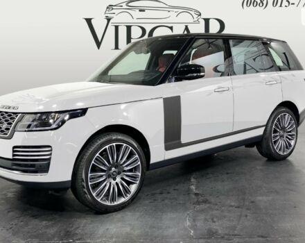 купить новое авто Ленд Ровер Рендж Ровер 2021 года от официального дилера VIPCAR Ленд Ровер фото