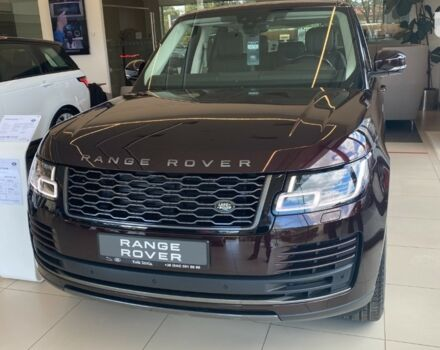 купити нове авто Ленд Ровер Range Rover 2021 року від офіційного дилера Jaguar Land Rover Київ Захід Ленд Ровер фото