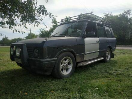 Синій Ленд Ровер Range Rover, об'ємом двигуна 3.5 л та пробігом 111 тис. км за 3000 $, фото 1 на Automoto.ua