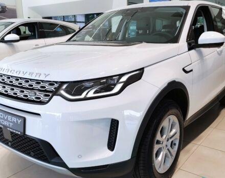 купить новое авто Ленд Ровер Discovery Sport 2021 года от официального дилера Jaguar Land Rover Київ Захід Ленд Ровер фото