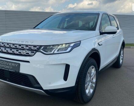 купити нове авто Ленд Ровер Discovery Sport 2021 року від офіційного дилера JAGUAR LAND ROVER КИЇВ АЕРОПОРТ Ленд Ровер фото