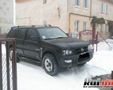 Чорний Лендвінд X6, об'ємом двигуна 2.4 л та пробігом 34 тис. км за 13013 $, фото 1 на Automoto.ua