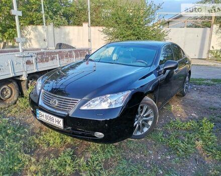 Черный Лексус ЕС, объемом двигателя 3.5 л и пробегом 147 тыс. км за 10500 $, фото 1 на Automoto.ua