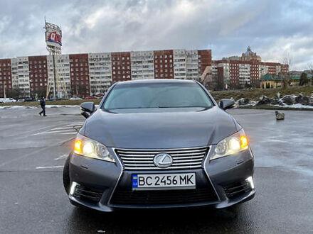 Сірий Лексус ЕС, об'ємом двигуна 3.5 л та пробігом 85 тис. км за 15999 $, фото 1 на Automoto.ua