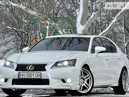 Білий Лексус ГС, об'ємом двигуна 3.5 л та пробігом 71 тис. км за 25900 $, фото 1 на Automoto.ua