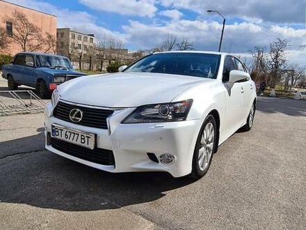 Білий Лексус ГС, об'ємом двигуна 0 л та пробігом 63 тис. км за 24500 $, фото 1 на Automoto.ua