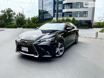 Черный Лексус ГС, объемом двигателя 3.5 л и пробегом 48 тыс. км за 37800 $, фото 1 на Automoto.ua