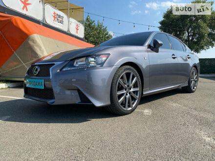Серый Лексус ГС, объемом двигателя 3.5 л и пробегом 129 тыс. км за 29999 $, фото 1 на Automoto.ua
