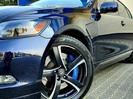 Синій Лексус ГС, об'ємом двигуна 3.5 л та пробігом 101 тис. км за 14444 $, фото 1 на Automoto.ua