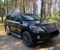 Черный Лексус ЛХ, объемом двигателя 5.7 л и пробегом 170 тыс. км за 31000 $, фото 1 на Automoto.ua