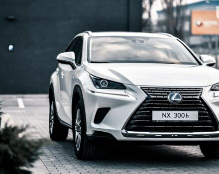 купить новое авто Лексус НХ 2021 года от официального дилера Лексус Одесса Лексус фото