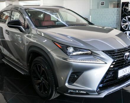 купить новое авто Лексус НХ 2021 года от официального дилера Лексус Львів Лексус фото