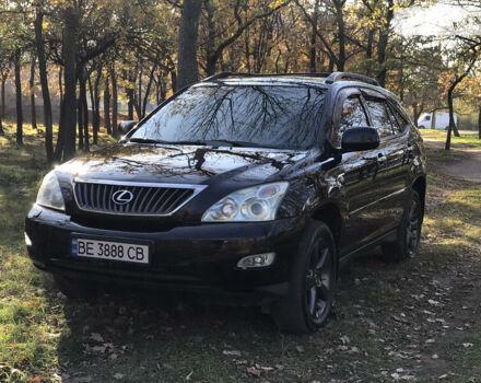 Черный Лексус РХ, объемом двигателя 3 л и пробегом 300 тыс. км за 9200 $, фото 1 на Automoto.ua