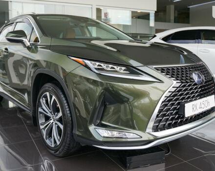 купить новое авто Лексус РХ 2021 года от официального дилера Лексус Львів Лексус фото