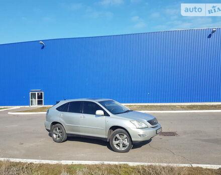 Серый Лексус РХ, объемом двигателя 3 л и пробегом 220 тыс. км за 10800 $, фото 1 на Automoto.ua