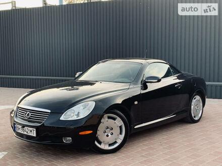 Чорний Лексус СЦ, об'ємом двигуна 4.3 л та пробігом 140 тис. км за 12900 $, фото 1 на Automoto.ua