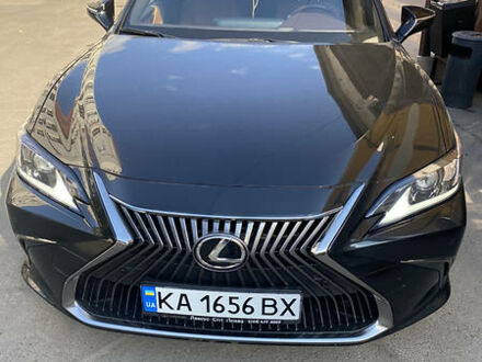 Чорний Лексус ES 250, об'ємом двигуна 2.5 л та пробігом 112 тис. км за 38100 $, фото 1 на Automoto.ua