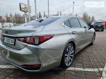 Сірий Лексус ES 250, об'ємом двигуна 2.5 л та пробігом 27 тис. км за 47999 $, фото 1 на Automoto.ua