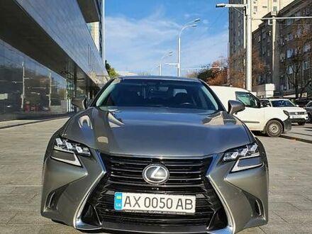 Серый Лексус GS 200t, объемом двигателя 2 л и пробегом 134 тыс. км за 25500 $, фото 1 на Automoto.ua