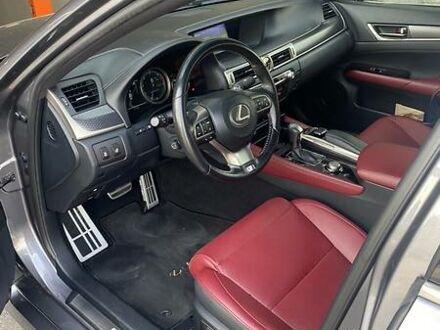 Серый Лексус GS 200t, объемом двигателя 2 л и пробегом 86 тыс. км за 32800 $, фото 1 на Automoto.ua