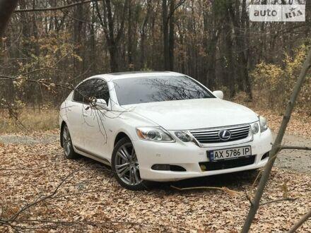 Білий Лексус GS 450h, об'ємом двигуна 3.5 л та пробігом 213 тис. км за 10999 $, фото 1 на Automoto.ua