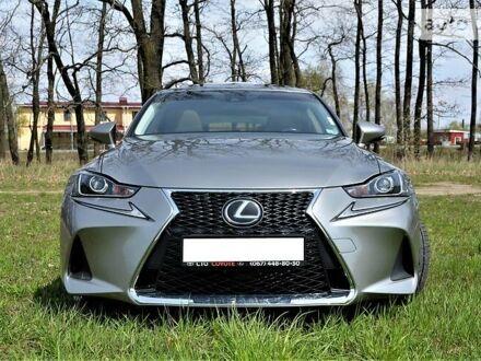 Серый Лексус IS 200t, объемом двигателя 2 л и пробегом 80 тыс. км за 24699 $, фото 1 на Automoto.ua