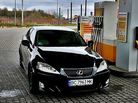 Чорний Лексус IS 220, об'ємом двигуна 2.2 л та пробігом 240 тис. км за 9700 $, фото 1 на Automoto.ua
