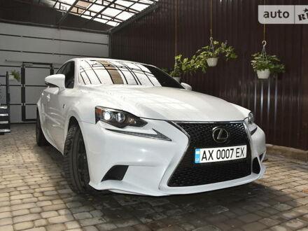 Белый Лексус IS 350, объемом двигателя 2.5 л и пробегом 78 тыс. км за 25000 $, фото 1 на Automoto.ua